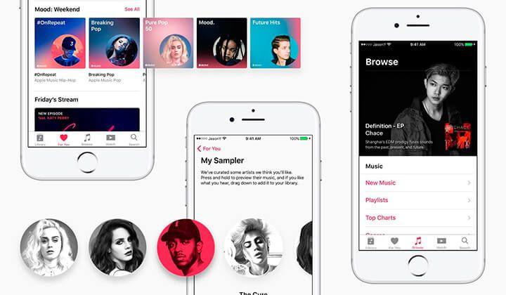 O que sua rádio pode aprender com o Apple Music?