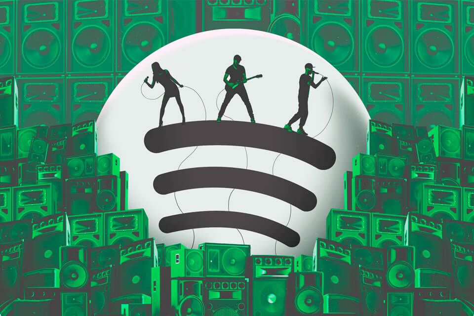 O Spotify vai reinventar o rádio?