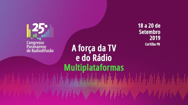 Congresso da AERP vai abordar as oportunidades e a força do rádio multiplataforma